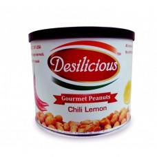 Desilicious Chili Lemon Gourmet Seasoned Peanuts