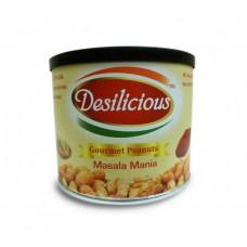 Desilicious Masala Mania Seasoned Gourmet Peanuts